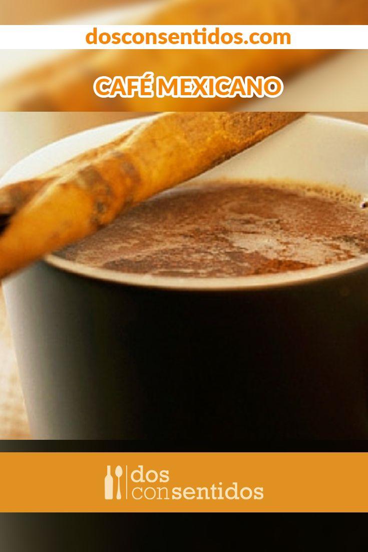 El café mexicano es una bebida llena de sabor y aroma, debido a las especias y el endulzante, en este caso la panela o piloncillo, como es llamada en México. Nace en la Revolución Mexicana, donde las mujeres que ayudaban a la causa, llamadas ¨soldaderas¨, necesitaban darles a los hombres una bebida fuerte y que los mantuviera con energías. La receta original era con chocolate en pastillas, pero ahora se puede encontrar esta receta solo con café, que es igual de deliciosa.