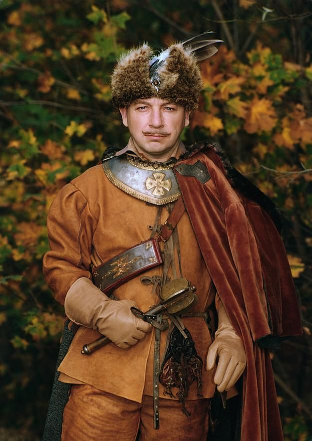 Zbigniew Zamachowski - Ogniem i mieczem https://de.pinterest.com/alagazka/trylogia-kostiumy-filmowe-xvii-polska/