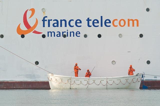 Orange, by France Telecom by Brestitude, via Flickr