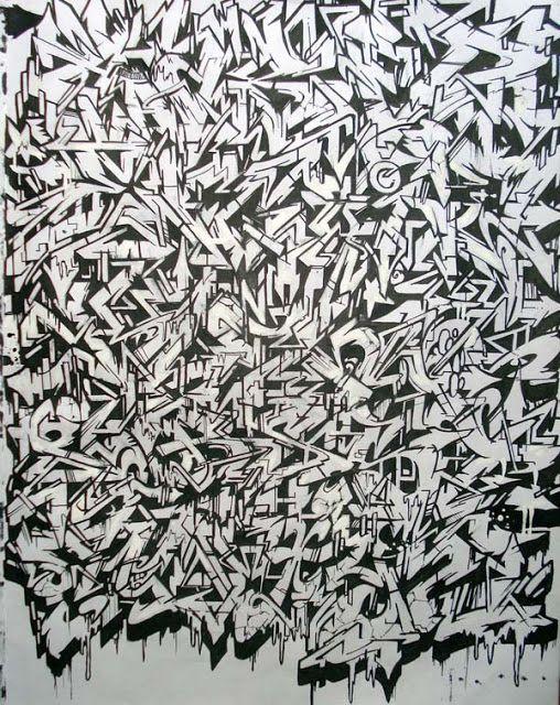 die besten 25 graffiti alphabetstile ideen auf pinterest. Black Bedroom Furniture Sets. Home Design Ideas