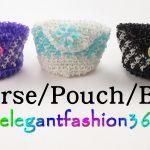Rainbow Loom Purse/Pouch/Bags