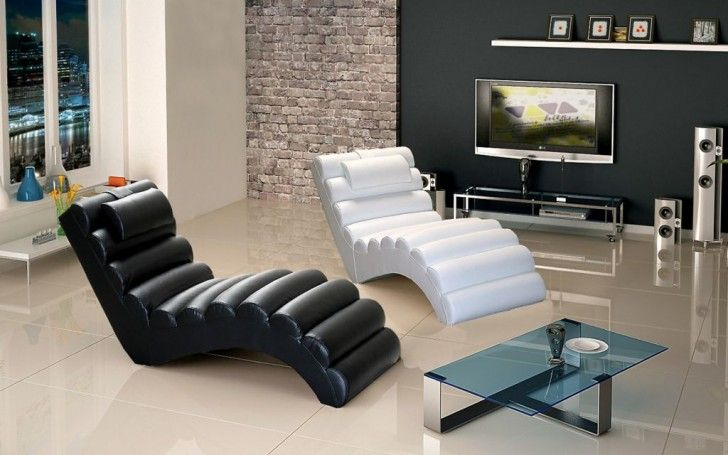 Furniture:Outstanding Tv Lounge Chair Decor Ideas Calming Home Interior Design With Relaxing Double Tv Lounge Chair And Cream Floor Also Rectangle Glass Coffee Table Idea
