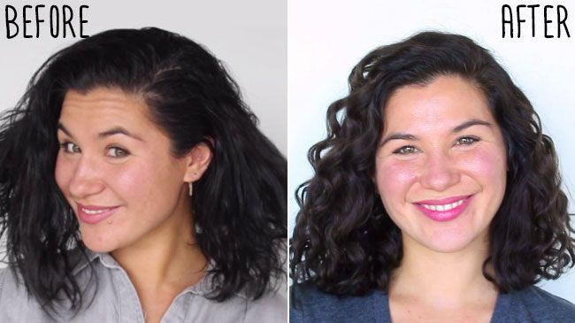 Are your curls LOST?  bring them back!!! BEFORE-after-design-essentials-650x365