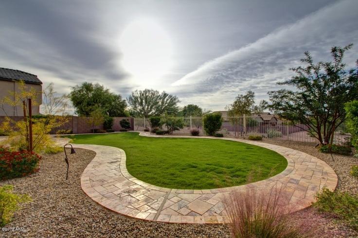 1000+ images about Backyard Landscaping Ideas on Pinterest on Southwest Backyard Ideas id=36714