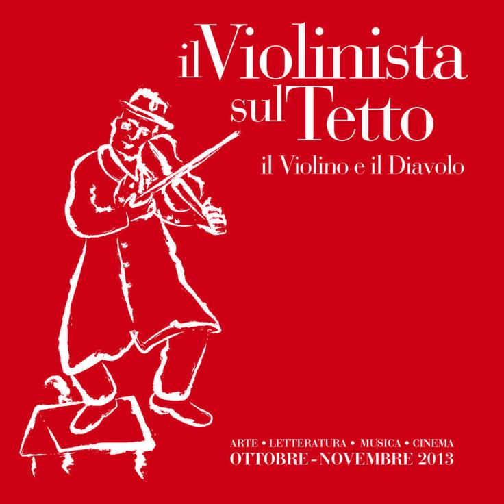 """9 novembre - Cremona """"Il violinista sul tetto"""" - Conferenza """"Il violino e il diavolo: origini di un mito"""""""