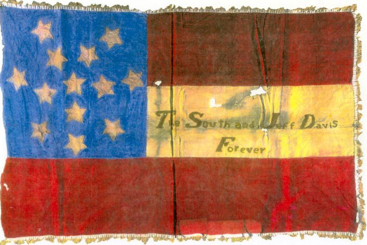 Missouri Civil War Flags | Dowseys In The Civil War