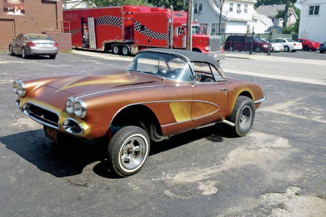 1960 chevrolet corvette gasser barn find chevrolet corvettes pinterest corvettes. Black Bedroom Furniture Sets. Home Design Ideas