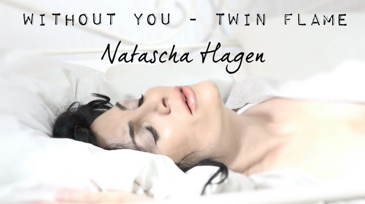 """Watch the brandnew video of """"Without You - Twin Flame"""" on www.youtube.com/nataschahagenmusic    Download and stream the song on https://nataschahagen.lnk.to/TwinFlame"""