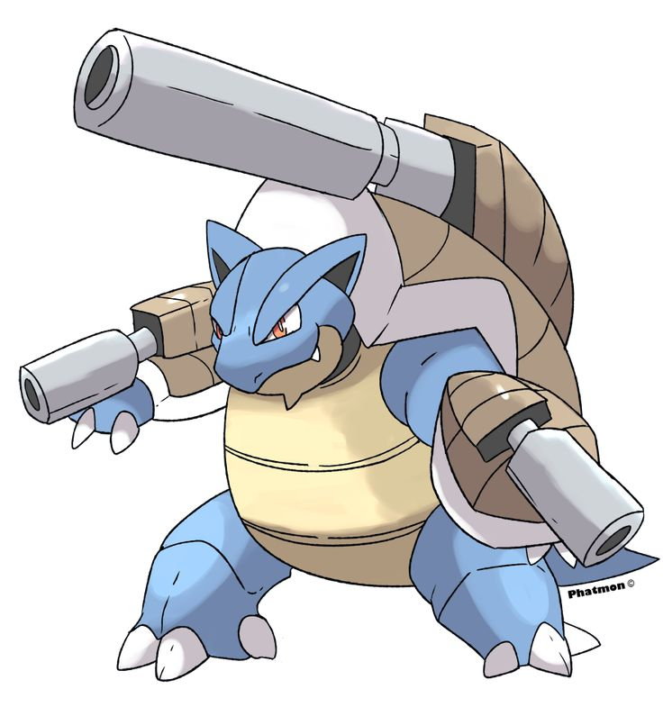 19 best 009 - Mega Blastoise images on Pinterest | Pokemon ...