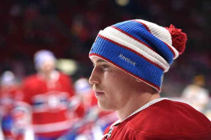 11.7.15 - Bruins vs Habs - Brendan Gallagher #11 of the Montreal Canadiens skates during warm ups wearing a Winter Classic hat before the NHL game against the Boston Bruins at the Bell Centre in Montreal, Quebec, Canada. (Photo by Francois Lacasse/NHLI via Getty Images)