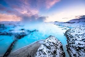 blue lagoon iceland - Google Search