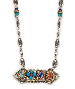 Desert Gypsy Bar Necklace