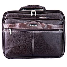 Buy In Motion Laptop Bag 15.6 inch, 1089A, Brown at 89 AED - AWOK Online Store