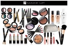 Professionele make-up van uitstekende kwaliteit.