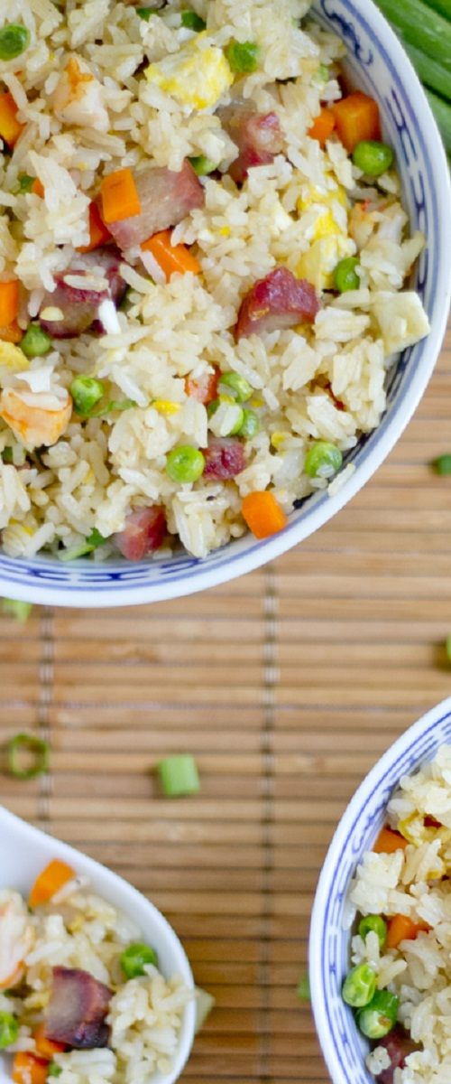 Young Chow Fried Rice Recipe