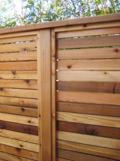 17 best ideas about cloture bois on pinterest pergola. Black Bedroom Furniture Sets. Home Design Ideas
