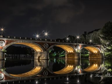 Ponte Isabella a Torino #giruland #diariodiviaggio #community #raccontare #scoprire #condividere #travel #blog #food #trip #social #network #panorama #fotografia #donna #uomo #treakking #visitare #gratis #lowcoast #torino #ponte #isabella