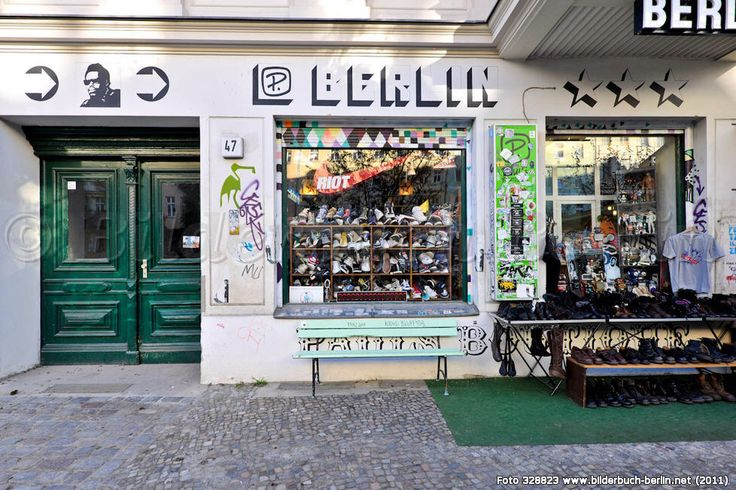 PAULS BOUTIQUE/// BERLIN