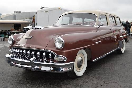 1953 DeSoto Station Wagon For Sale on Car And Classic UK [C500610]