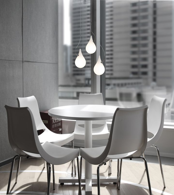 Light + Building 2012 Frankfurt – LIQUID LIGHT by Hopf & Wortmann for Next lighting