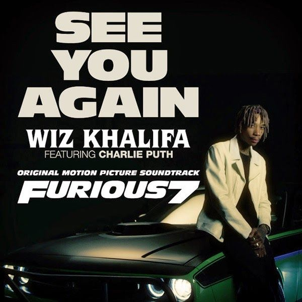Lirik Lagu Wiz Khalifa - See You Again (Feat. Charlie Puth) | Amidayrus-Blog
