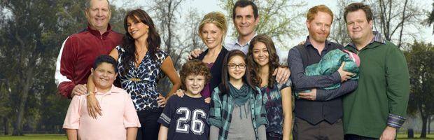MODERN FAMILY ......hilarious!