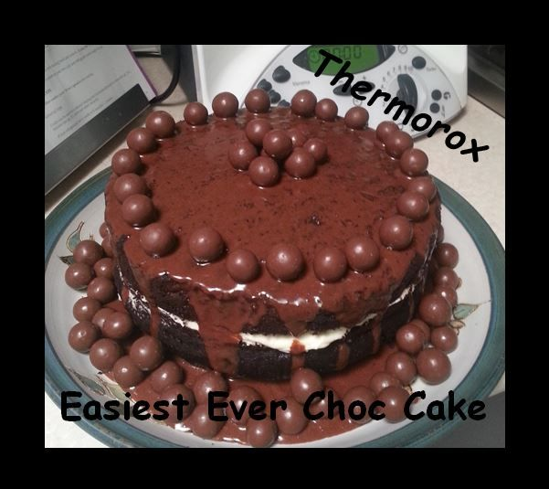 Easiest Ever Chocolate Cake  https://www.facebook.com/Thermorox/photos/a.616723258388816.1073741845.578853625509113/682260188501789/?type=3&theater