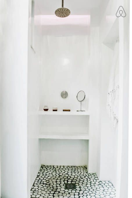 Design Chromotherapy shower in Rome