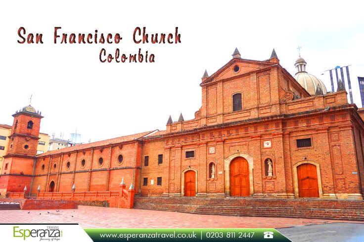 San Francisco Church in Colombia ⛪     Book your #CheapFlight tickets with #Travel  #Specialists ✈ : http://www.esperanzatravel.co.uk/flights-to-cali.php     #SouthAmerica #Colombia #Cali #SanFranciscoChurch #Religious #EsperanzaTravel #BookOnline  #BookNow #TicketBooking  #TravelBlog #CheapFlightstoColombia ✈ #TravelAgents #TravelAgentsinUK