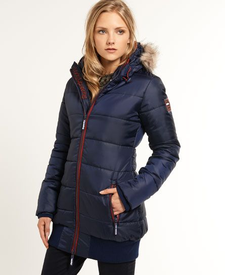 Superdry Sports Tall Puffer - Jacks en jassen voor Dames