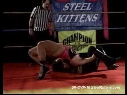 Wrestling Women, Hot Women Wrestling