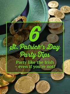 Gather your friends for a St. Patrick's Day bash. If you don't want to be pinched, be sure to wear green, and encourage your guests to, also. But green doesn't have to mean your clothes; throw on some shamrock party beads, green jewelry, or even a leprechaun costume! Decorate the house with shamrock wreathes, leprechaun figurines, and plenty of St. Patrick's Day party supplies. Serve Irish soda bread and shamrock-shaped shortbread. Read all six of eBay's St. Patty's Day party tips!