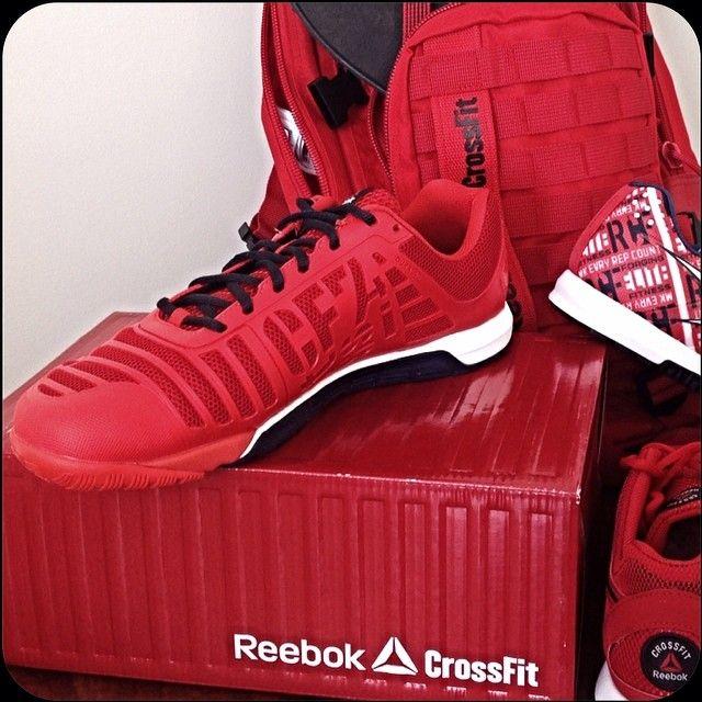 reebok crossfit nano 3.0 red
