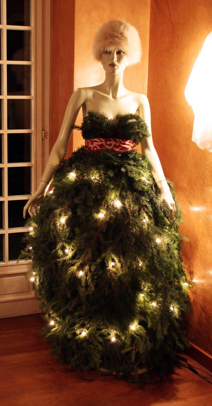 b&b Gli Specchi - our Christmas tree