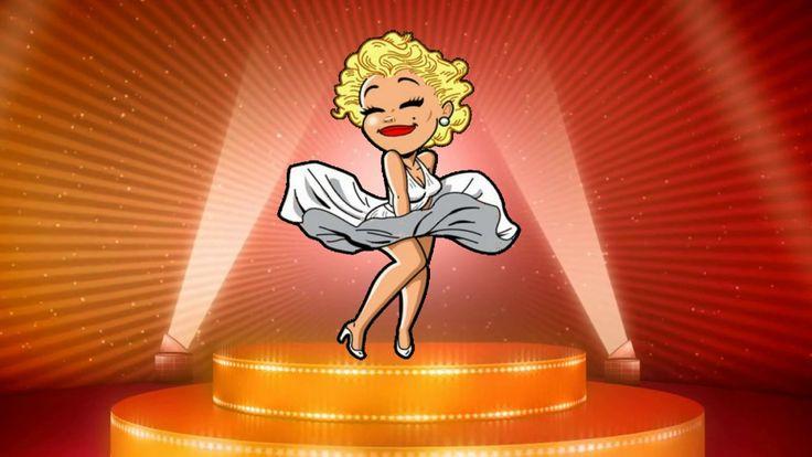 Marilyn Monroe Happy Birthday To You