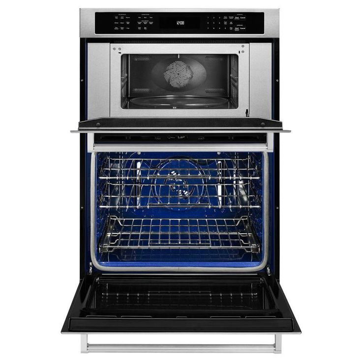 Kitchenaid 27 in electric evenheat true convection wall