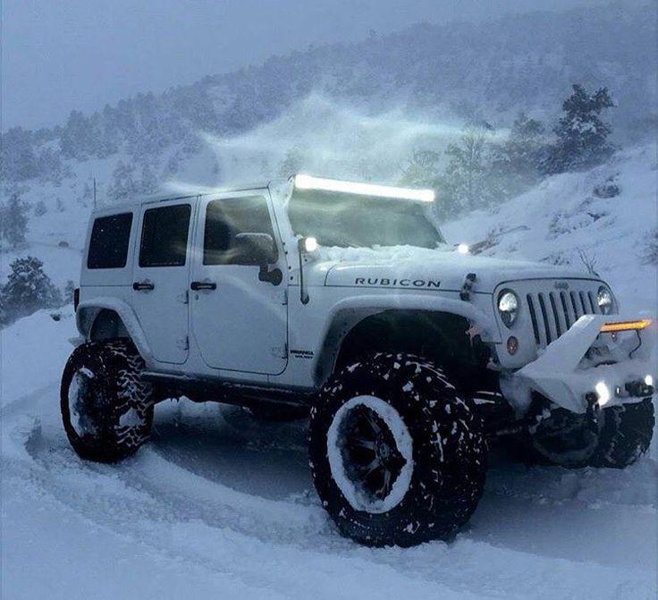 #Jeep #Wrangler #Safaripal snow