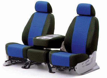 Blue Car Seats!  http://www.carcoverplanet.com/2005-mazda-3_spacer-mesh-seat-cover_blue-black.html?source=googleproductlisting&id=CSC2S8-MA7072-2005&gclid=CJrare7x2cACFcI7MgodjzwAig