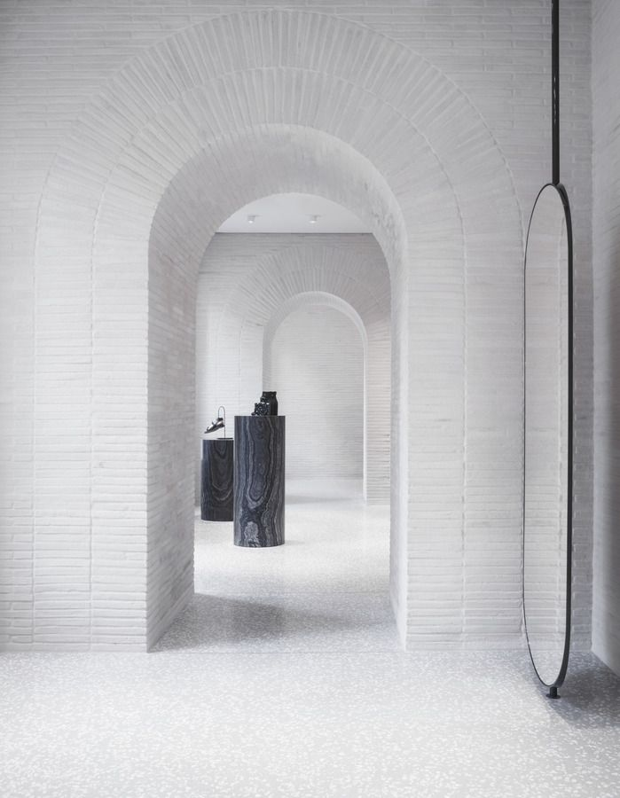 David Chipperfield Architects – Valentino Rome Flagship Store