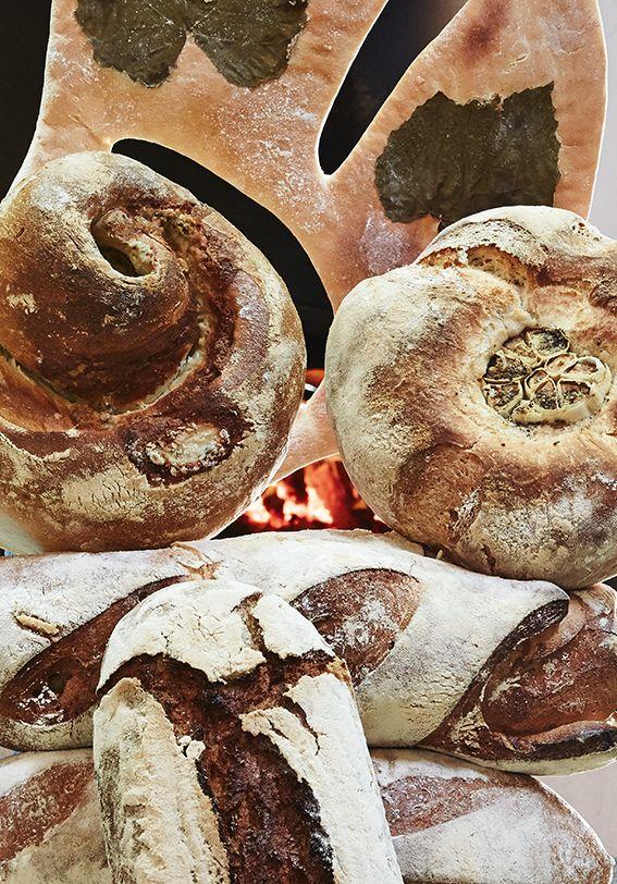 Bread & Butter / Photographs @adel_ferreira / Production, Recipes & Styling: Maranda Engelbrecht / Location: Babylonstoren #recipes #foodstyling #foodideas #bread #butter