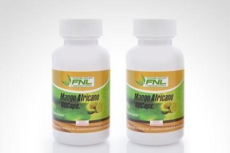 Desde $10.990 por 1 o 2 frascos de pastillas de mango africano para adelgazar. Incluye despacho