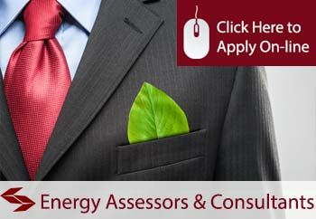 Energy Assessor And Consultants Professional Indemnity Insurance