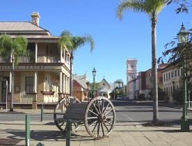Step back in time - Maryborough, Queensland
