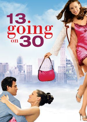 13 Going on 30 - Netflix Family Movie or TV Night With Teens