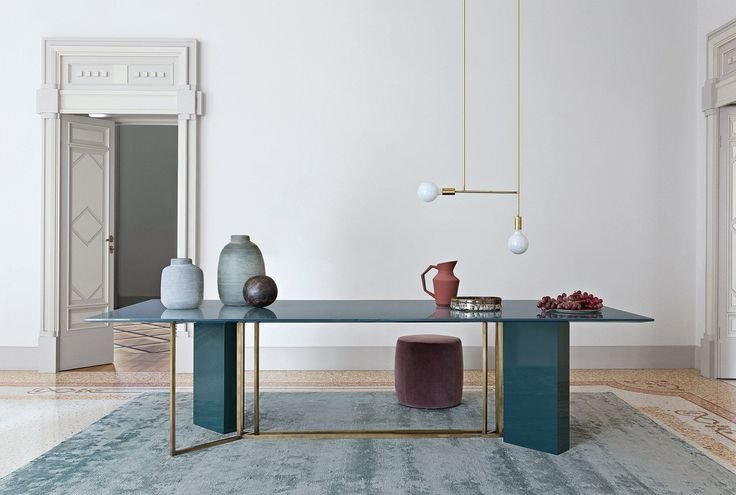 LUXURY DINING TABLE |  modern furniture design | www.bocadolobo.com/ #luxuryfurniture #designfurniture