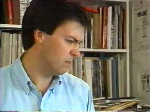 Capital Edition Classic - Julian Waters, Calligrapher,  Sept. 24, 1989, W*USA-TV
