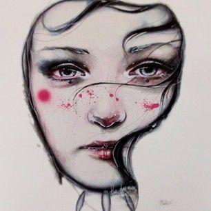 Photo taken by Jari Di Benedetto Art - INK361