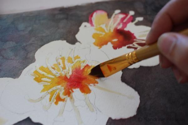 dress online shop How to make your watercolors pop with pastels