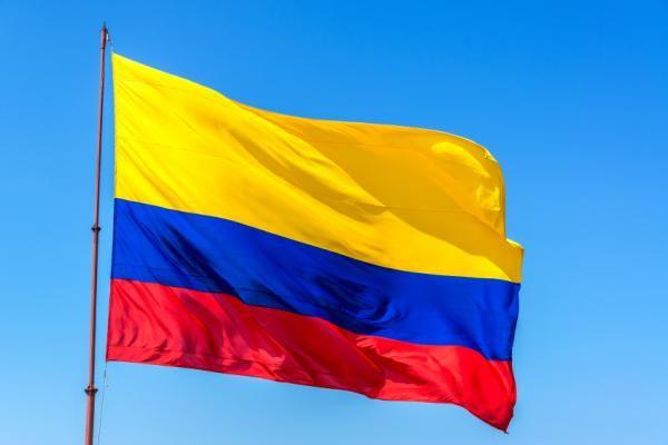 Significado De La Bandera Y El Escudo De Colombia La Bandera Colombiana Forma Parte Simbolos Patrios De Colombia Independencia De Colombia Bandera De Colombia