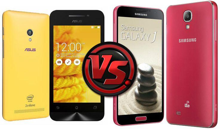 Harga Samsung Galaxy J1 dapat diadu dengan Asus Zenfone C. Temukan review perbandingan spek dan harga Samsung Galaxy J1 vs Asus Zenfone C hanya disini.